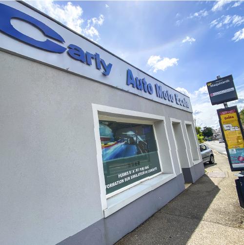 Auto-École Carly | Votre permis de conduire sur Pfastatt